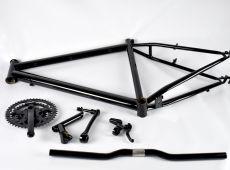 Окраска деталей велосипеда